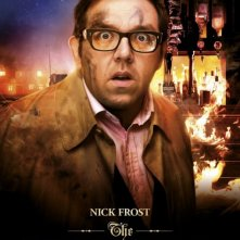The World's End: character poster di Nick Frost