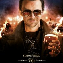 The World's End: character poster di Simon Pegg
