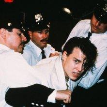 Johnny Depp nel film Cry-Baby