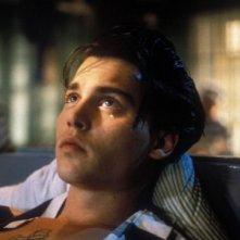 Johnny Depp nel film Cry-Baby di John Waters