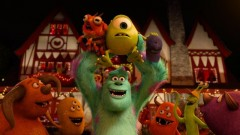 Monsters University, Mike e Sulley tornano con Biggio e Mandelli