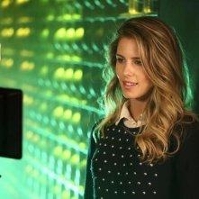 Arrow: una prima immagine di Emily Bett Rickards dal set della stagione 2