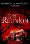 Don't Go to the Reunion: la locandina del film