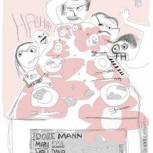 Frownland: la locandina del film