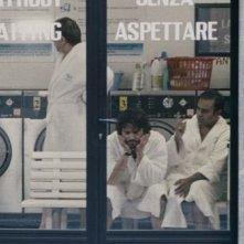 Italian Movies: Aleksei Guskov, Neil D'Souza e Michele Venitucci in una scena