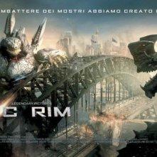 Pacific Rim: un nuovo artwork del film