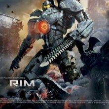 Pacific Rim: uno dei Jaeger del film nel nuovo artwork