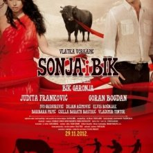 Sonja and The Bull: la locandina del film