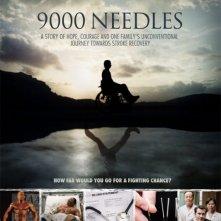 9000 Needles: la locandina del film