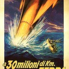 A 30 milioni di km dalla terra: la locandina del film