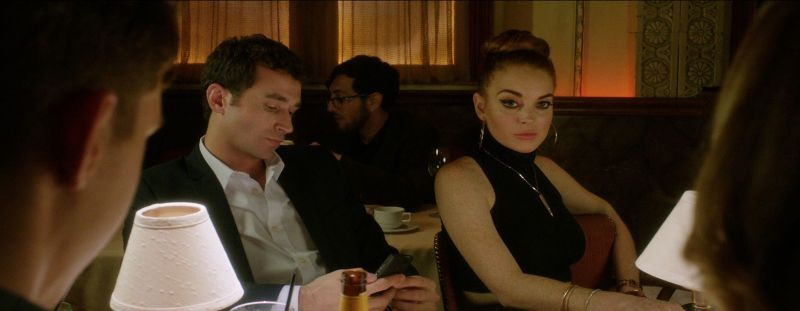 The Canyons Lindsay Lohan E James Deer In Una Scena Del Film 277970