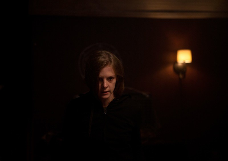 The Last Exorcism 2 La Protagonista Ashley Bell In Un Inquietante Scena Del Film 278033