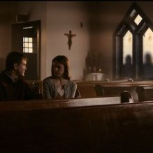 The Last Exorcism - Liberaci dal male: Joe Chrest e Ashley Bell in una scena