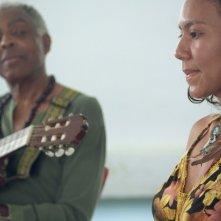 Viramundo: Gilberto Gil in Amazzonia in una scena del documentario a lui dedicato