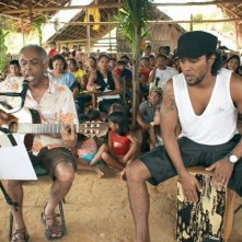 Viramundo: Gilberto Gil in concerto in Amazzonia in una scena del documentario