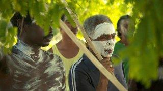 Viramundo: il musicista brasiliano Gilberto Gil in Australia in una scena del documentario