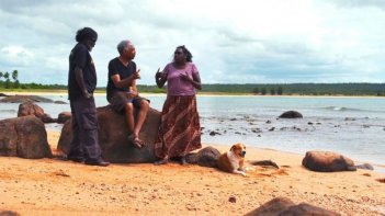 Viramundo: una scena del documentario su Gilberto Gil