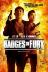 Badges of Fury: la locandina del film