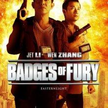 Badges of Fury: la locandina del film