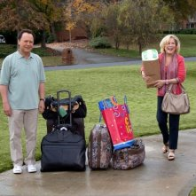 Billy Crystal e Bette Midler arrivano a casa della figlia per badare ai nipotini in Parental Guidance