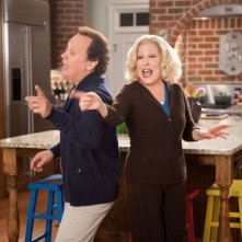 Billy Crystal e Bette Midler nonni sprint in Parental Guidance