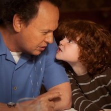 Billy Crystal in Parental Guidance con il nipotino Kyle Harrison Breitkopf