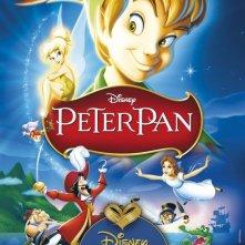 Le avventure di Peter Pan: la locandina della versione ridigitalizzata in uscita in sala