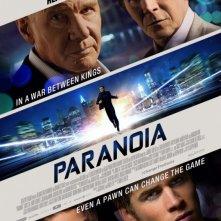 Paranoia: ecco la locandina