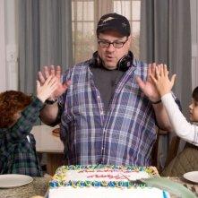 Parental Guidance: il regista Andy Fickman con Kyle Harrison Breitkopf e Joshua Rush sul set