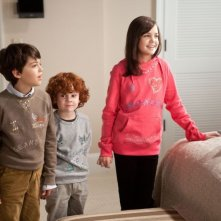 Parental Guidance: Joshua Rush, Bailee Madison e Kyle Harrison Breitkopf in una scena