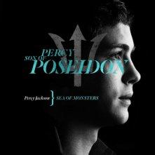 Percy Jackson: Sea of Monsters - Character poster di Logan Lerman