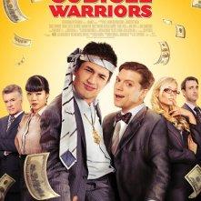 Cubicle Warriors: la locandina del film