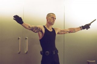 Matthew Fox in una scena di Alex Cross