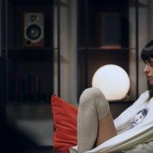 Oggetti smarriti: Chiara Gensini in una scena del film