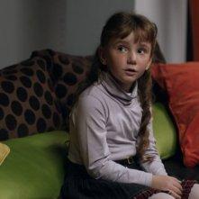 Oggetti smarriti: la piccola Ilaria Patanè in una scena
