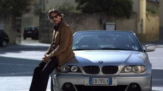 Oggetti smarriti: Roberto Farnesi è Guido in una scena del film