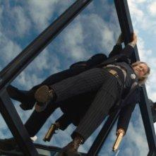 R.I.P.D. poliziotti dall'aldilà: Ryan Reynolds e Jeff Bridges in una curiosa scena del film