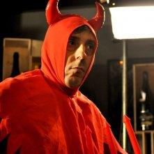Regalo a sopresa: Massimo Ceccherini in una scena del film