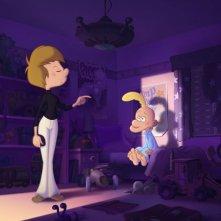 Titeuf, il film: Titeuf rimproverato dalla mamma in una scena