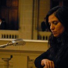 Violeta Went to Heaven: Francisca Gavilán nei panni dell'artista cilena Violeta Parra in una scena