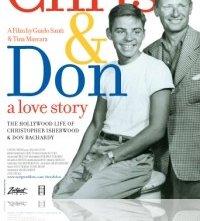 Chris & Don. A Love Story: la locandina del film