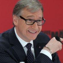 Corpi da reato: Sil regista Paul Feig durante la conferenza stampa della premiere berlinese del film