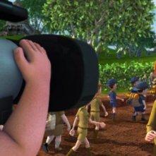 Eco Planet - Un pianeta da salvare: una scena del film animato