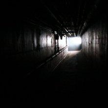 ESP 2: Fenomeni paranormali: la luce alla fine del tunnel in una scena tratta dal film