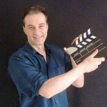 Regalo a sopresa: il regista Fabrizio Casini in una foto promozionale