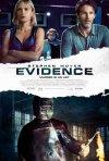 Evidence: la locandina del film