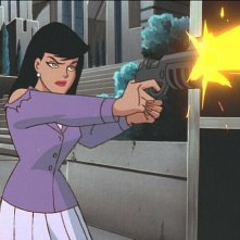 Le avventure di Superman: Lois Lane in una scena della serie