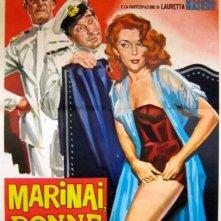 Marinai, donne e guai: la locandina del film