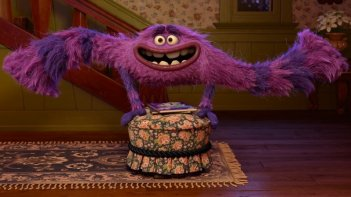 Monsters University: il buffo e irresistibile Art in una scena del film