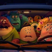 Monsters University: una scena del film d'animazione